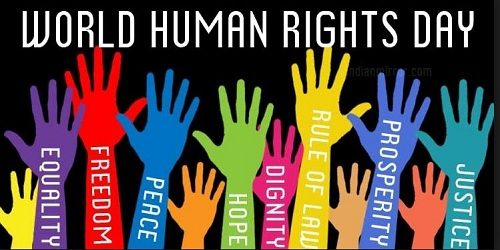 World Human Rights Day - December 10