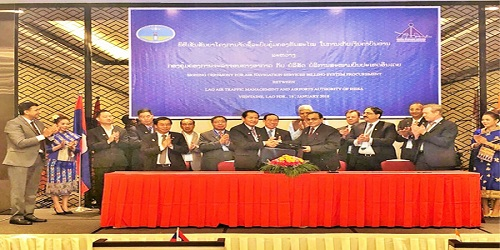 AAI, Lao PDR sign civil aviation cooperation agreement