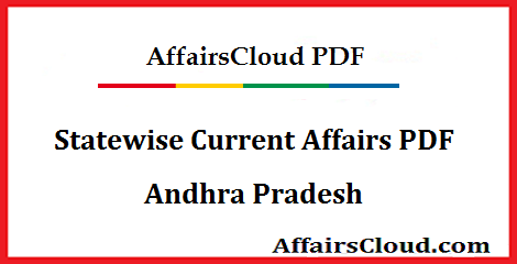 Andhra Pradesh Current Affairs