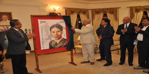Assam Governor releases postage stamp in memory of Dr. Talimeren Ao
