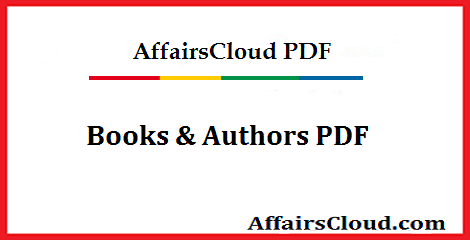 Books & Authors PDF