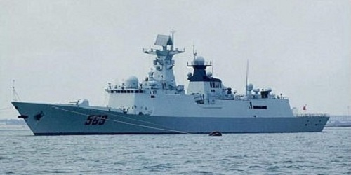 China inducts 26th type 054A Guided-Missile Stealth Frigate into service