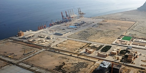China to build second foreign naval base in Pakistan