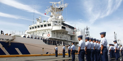 Coast Guards of India, Japan organised joint naval exercise
