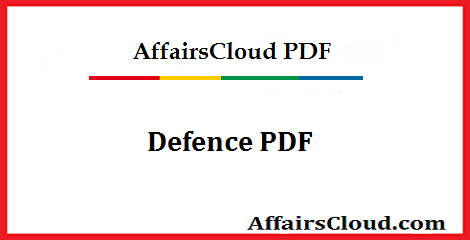 Defence News 2019 PDF - July Updated