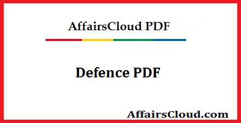 Defence PDF
