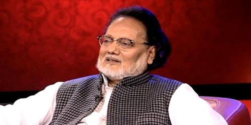 Famous Urdu poet Anwar Jalalpuri passes away