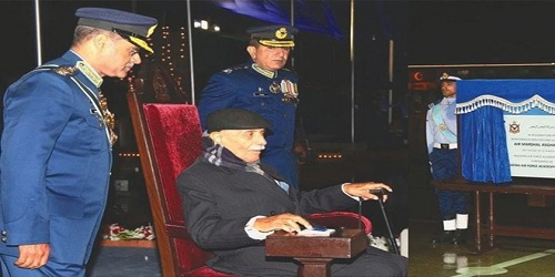 First PAF (Pakistan Air Force) chief Air Marshal Asghar Khan dies at 96