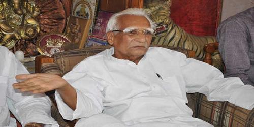 Former MP Assembly Speaker Sriniwas Tiwari passes away