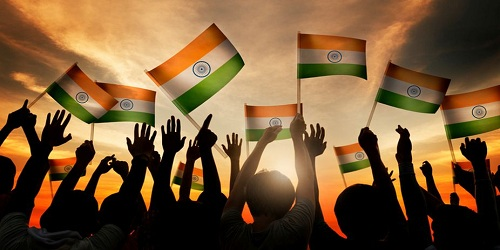 Government restricts use of national flag made of plastic