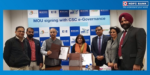 HDFC Bank, Rajasthan govt in tie-up to help start-ups