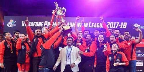 Hyderabad Hunters claim maiden title in Premier Badminton League 3