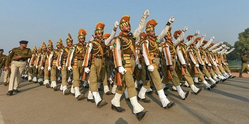 ITBP bags marching contingent award on Republic-Day
