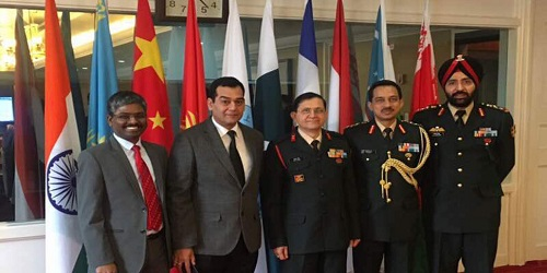 India attends its first SCO military cooperation meeting in Beijing