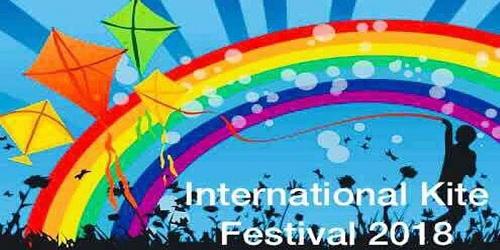 International Kite Festival launched in Gujarat