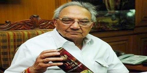 Kapil Mohan, Man behind Old Monk, dies at 88
