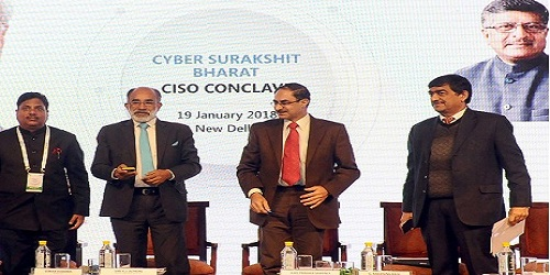MEITY launches Cyber Surakshit Bharat Yojna to strengthen cyber security