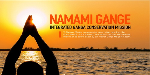 Namami Gange projects worth Rs. 295 crore approved by NMCG