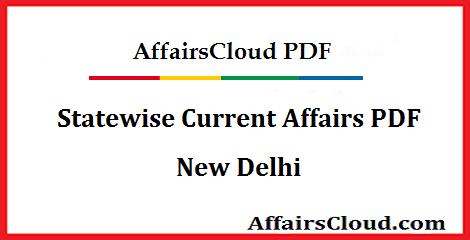 New Delhi 2018