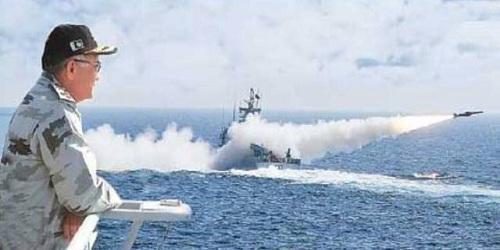 Pakistan successfully tests Harba Missile in Arabian Sea
