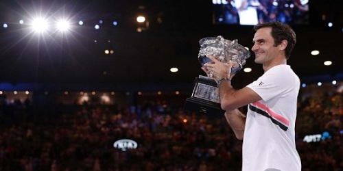 Roger Federer beats Marin Cilic in five sets to win 20th Grand Slam title