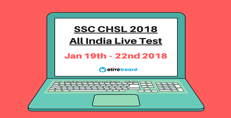 SSC-CHSL-All-India-Live-Test