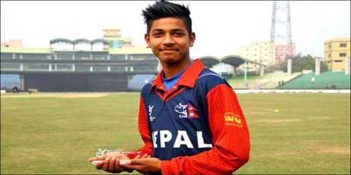 Sandeep Lamichhane becomes first Nepal player to get IPL contract