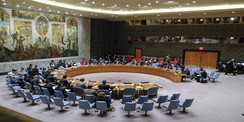 Six countries enter United Nations Security Council