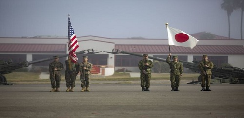 US, Japan Hold Joint Military Iron Fist Drill amid Korea Tensions