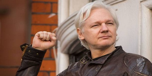 WikiLeaks founder Julian Assange granted Ecuadorian citizenship