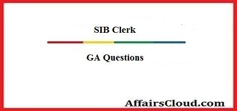 sib-clerk-ga-questions