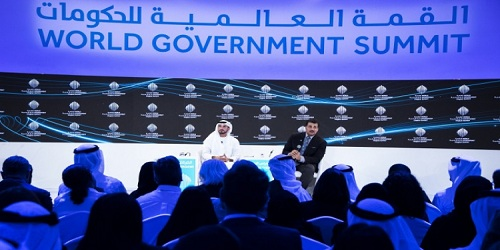 6th World Government Summit (WGS-2018) held in Dubai