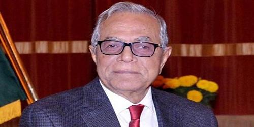 Bangladesh elects Abdul Hamid as president for second consecutive term