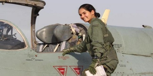 Flying Officer Avani Chaturvedi becomes 1st Indian woman to fly fighter aircraft solo