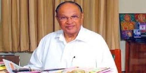 Former Union minister Bolla Bulliramaiah dies