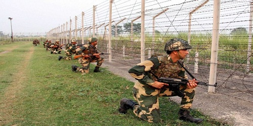 Government sanctions Rs 1487 crore to Army to boost perimeter security