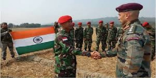 India, Indonesia joint military drill Garuda Shakti begins in Bandung
