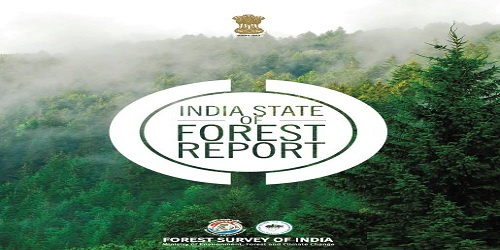India's forest, tree cover up by 1 % in 2 years - ISFR 2017