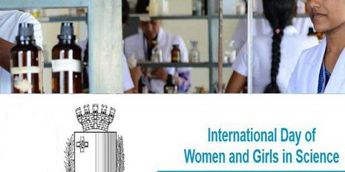 International Day of Women and Girls in Science - February 11