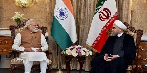 Iran President's India Visit