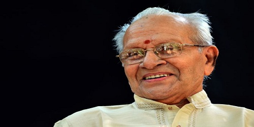 Kathakali maestro Madavoor Vas