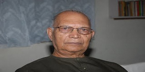Noted Odia litterateur Chandrasekhar Rath passes away
