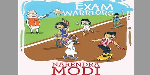 PM Modi pens book 'Exam Warriors', a stress-buster for students