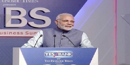 PM addresses Economic Times Global Business Summit in New Delhi