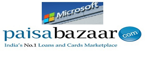 Paisabazaar.com collaborates with Microsoft to build 'industry first' technologies