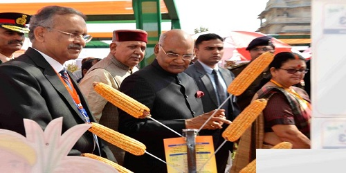 President Kovind inaugurates international conference 'Agricon 2018' in Kanpur