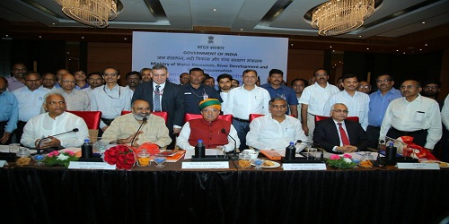 Regional conference of southern states on water resources held in Hyderabad