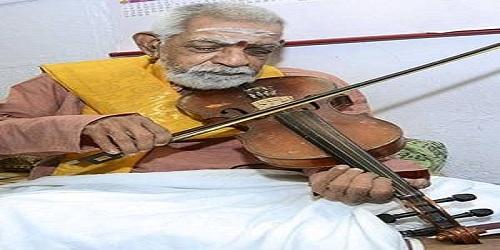 Renowned violinist MS Anantharaman passes away