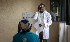 Rwanda becomes first poor country to provide eye care for all
