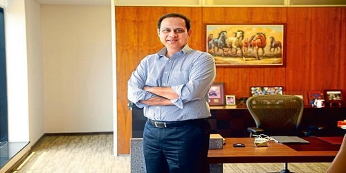 Sanjiv Bajaj is 2017's EY Entrepreneur of the Year